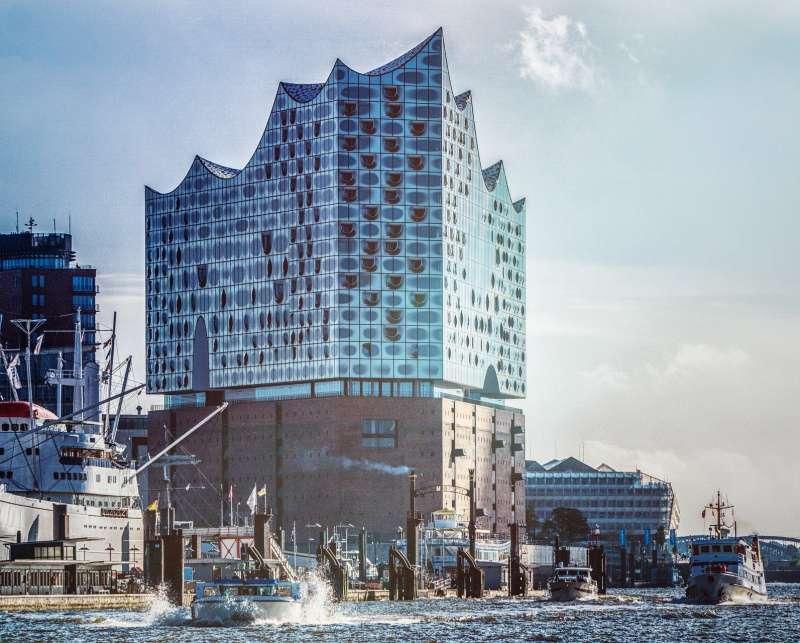 Fragen zur Betonsanierung - Sitz des Vereins Betonerhaltung Nord e.V. ist Hamburg - Foto Elphi: Peter Kaul